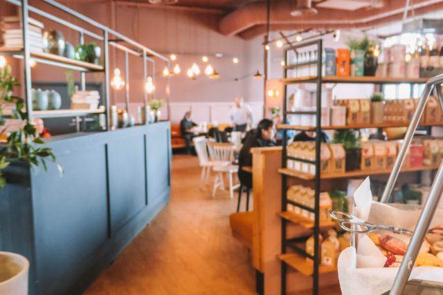 Cafe Solvaer Lofoten