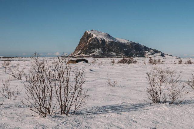 Gimsoy Lofoten Norwegen