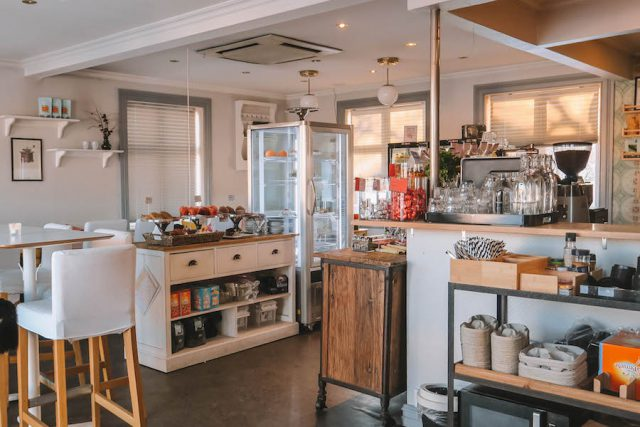 Huset Kafe Leknes