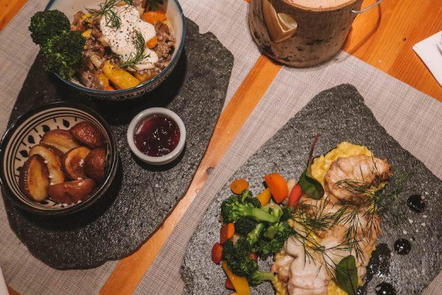 Karambua Restaurant Hamnoy