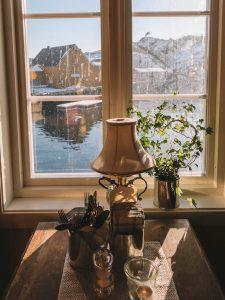 Landhandel Nusfjord Lofoten