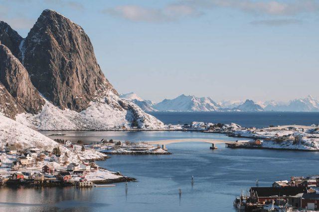 Lofoten Urlaub Norwegen Reine