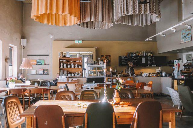 Sans og Samling Cafe Leknes