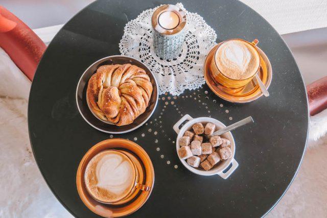 Sans og Samling Cafe Leknes Lofoten