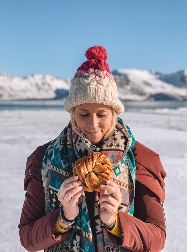 Zimtschnecke Norwegen