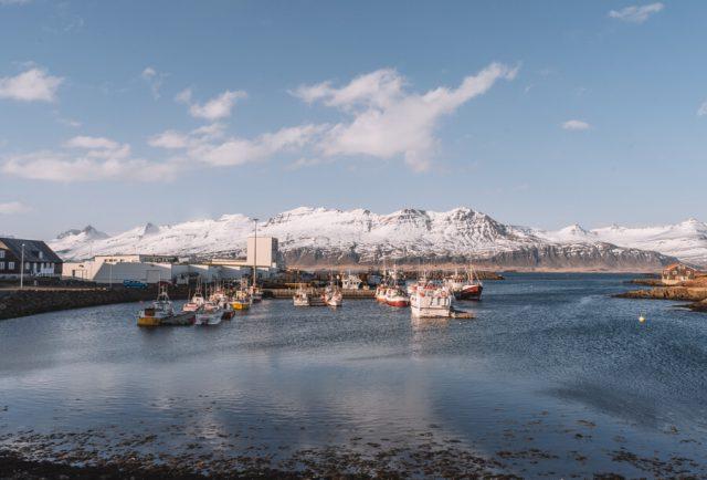 Camping Island Ostfjorde Djupivogur