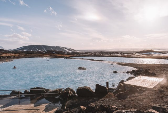 Island Myvatn Nature Baths