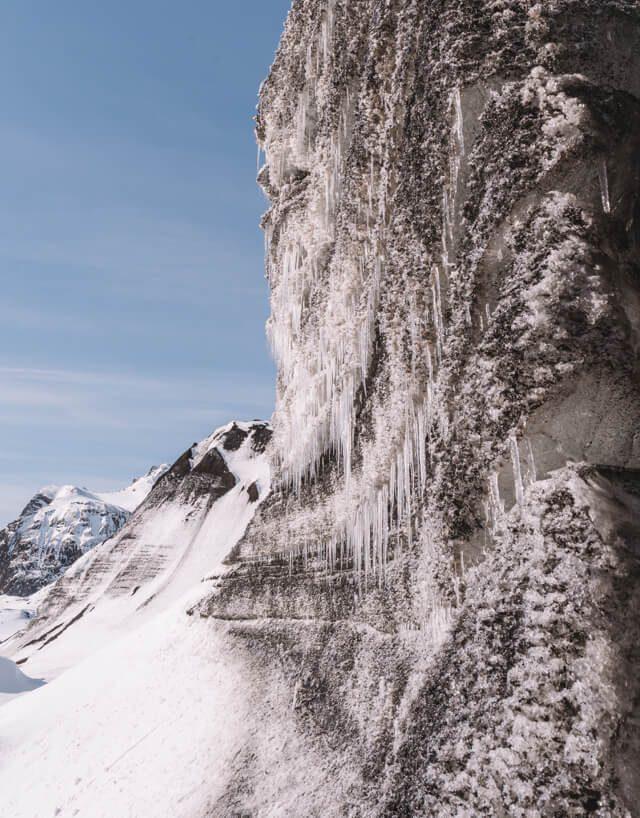 Island Urlaub Eishoehle Katla Ice Cave Tour