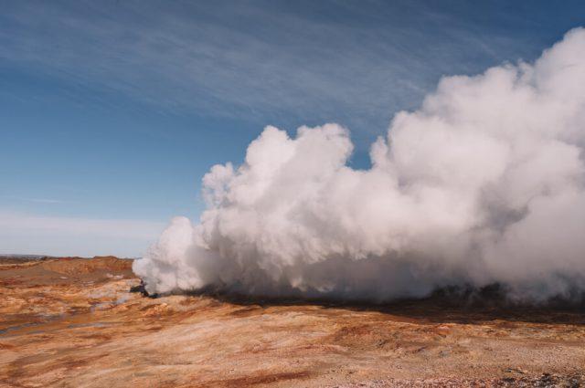 Reykjanesskagi Hochtemperaturgebiet