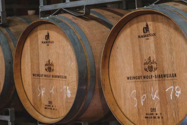Weingut Wolf Birkweiler Faesser