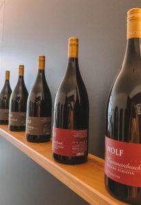Weingut Wolf Birkweiler Weinprobe Ausflugsziele Pfalz