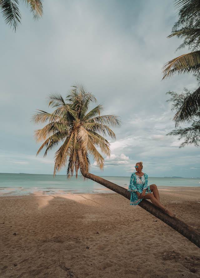 Chumphon Thailand Strand