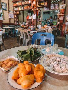 Fruehstueck Thailand