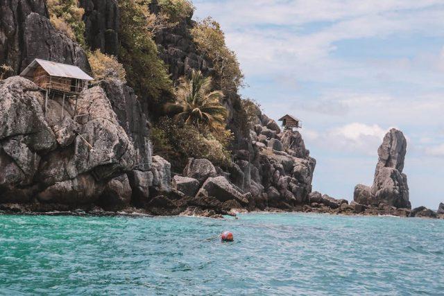 Insel Chumphon Thailand