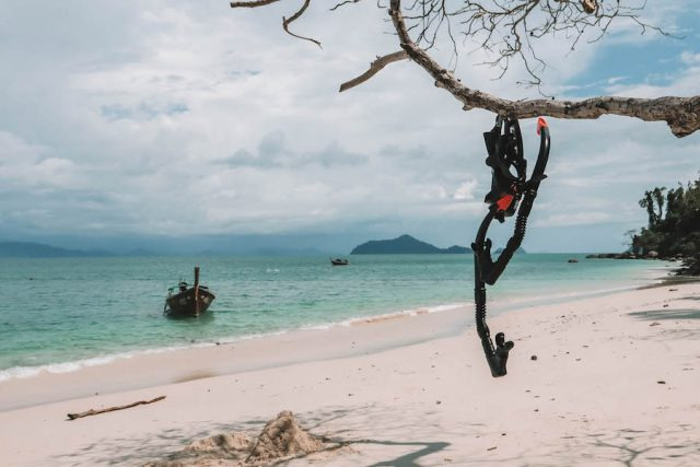 Koh Khang Khao snorkeling