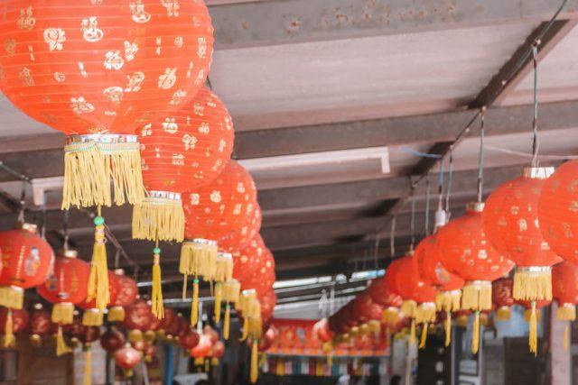 Lampions chinese