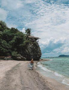 Lung-Ga-Jiw Island Strand