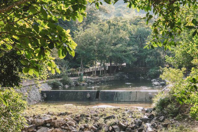 Pornrung Hot Springs Thailand