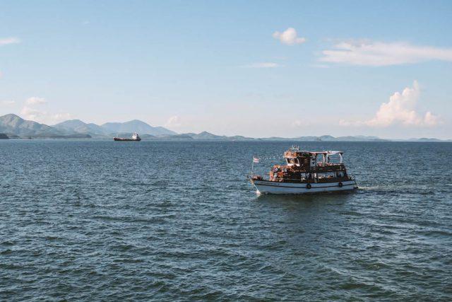 Royal Andaman boat