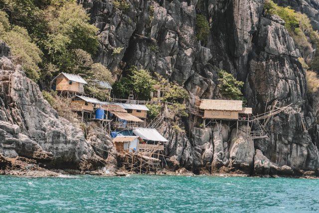 Schwalbennester Thailand Insel