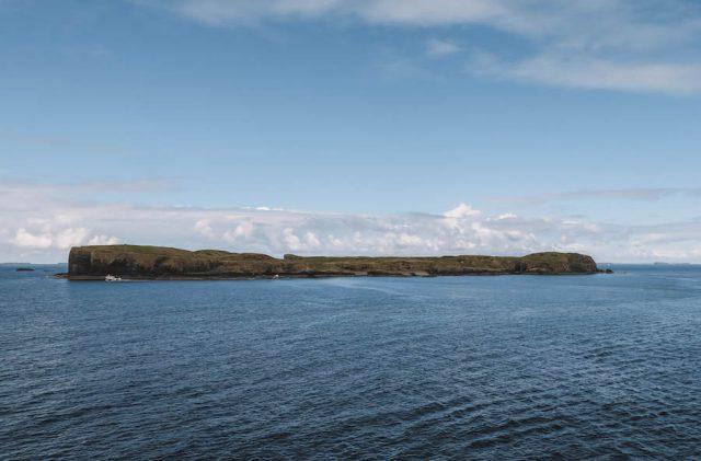 Staffa Schottland Panorama