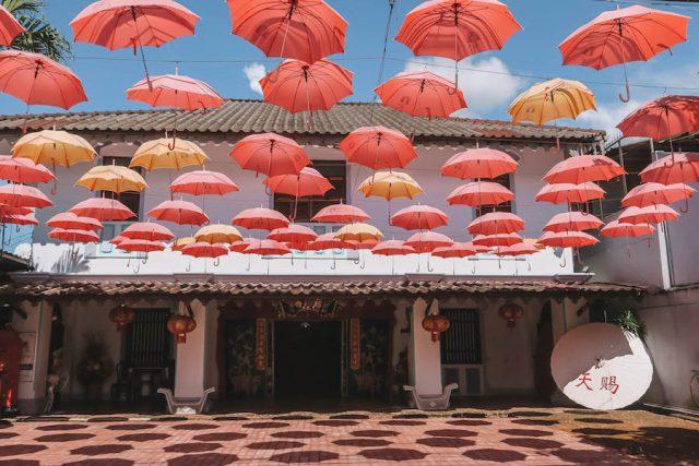 Tian Sue House Ranong Thailand