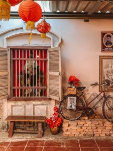 Tian Sue house Ranong