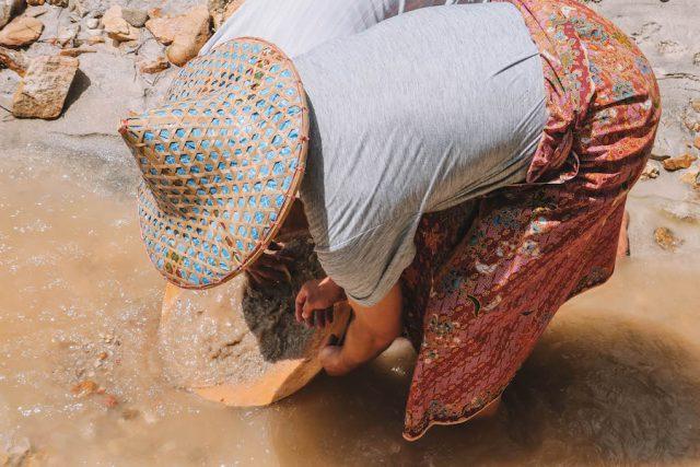Tin Ranong Thailand