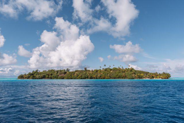 Bora Bora Urlaub Motu Suedsee