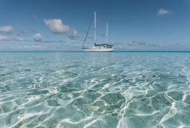 Bora Bora Urlaub Suedsee Lagune