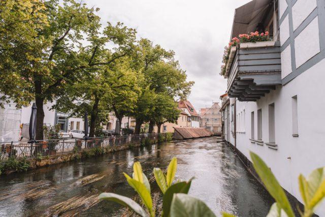 Forchheim Sehenswuerdigkeiten Badsteg Tipps