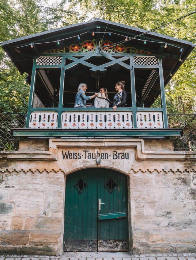 Forchheim Sehenswuerdigkeiten Kellerwald 2