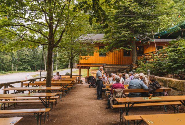 Forchheim Sehenswuerdigkeiten Kellerwald