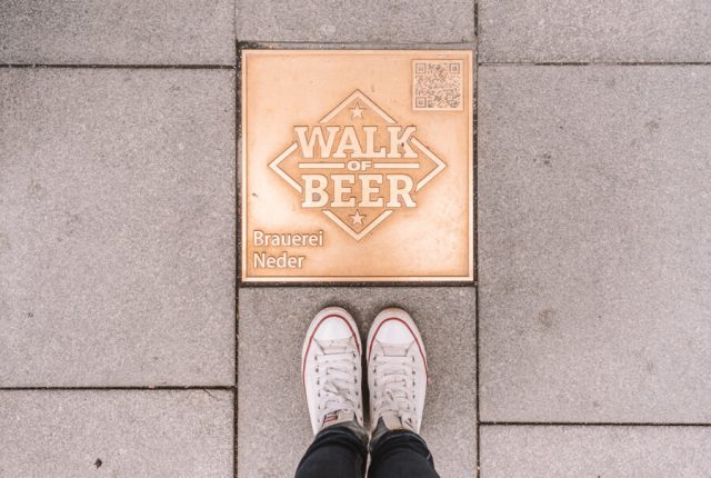 Forchheim Sehenswuerdigkeiten Walk of Beer