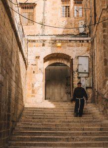 Jerusalem Gassen Priester