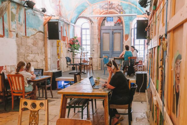 Jerusalem Sehenswuerdigkeiten Hamiffal Kunst