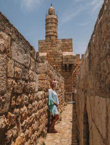 Jerusalem Stadtmauer