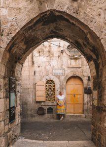 Jerusalem armenisches Viertel