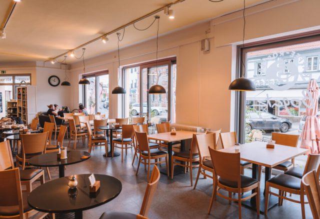 Kaffeeroesterei Bogatz Holzstrasse