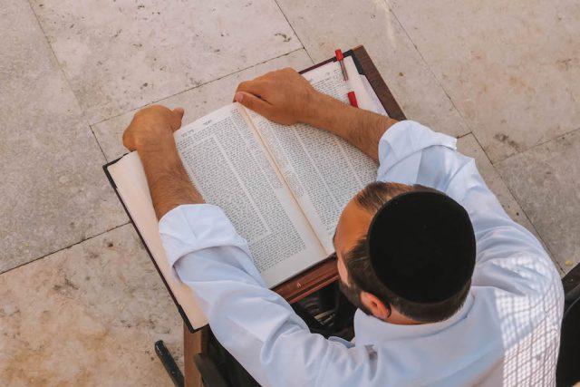 Klagemauer Bibel