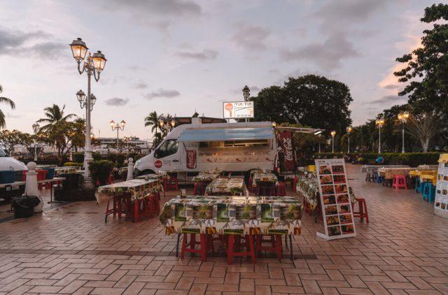 Papeete Roulottes Place Vaiete