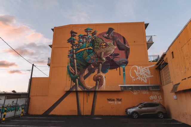 Papeete Streetart