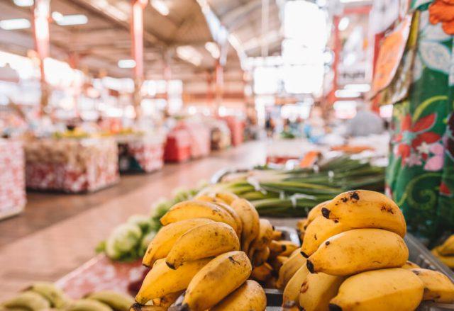 Papeete Suedsee Markt