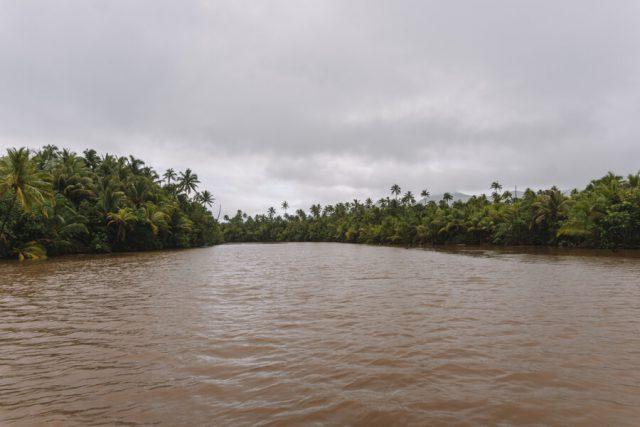 Raiatea Fluss Faaroa Tahiti