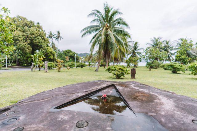 Raiatea Marae Taputapuatea