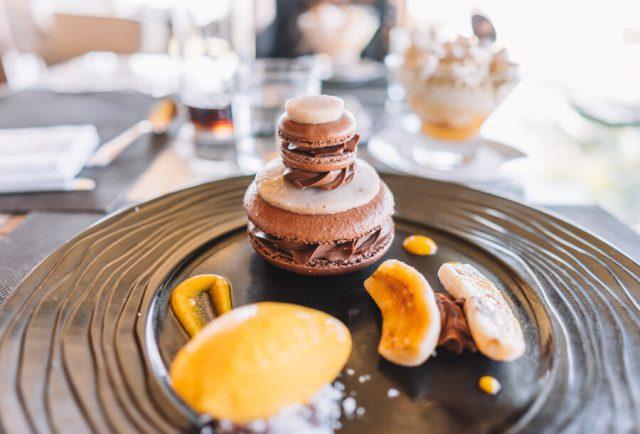 St Regis Bora Bora Urlaub Aperima Bar Dessert