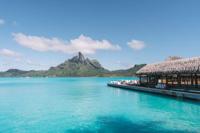 St Regis Bora Bora Urlaub Restaurant