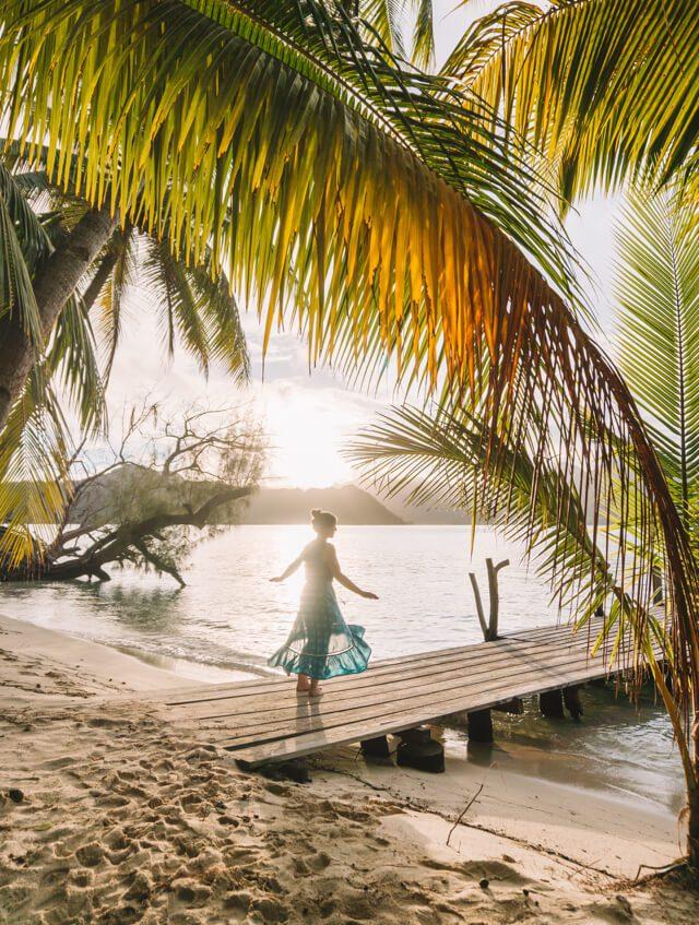 Tahaa Motu Mahaea Tahiti