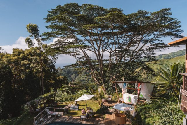 Tahiti Urlaub Aussicht O Belvedere-2