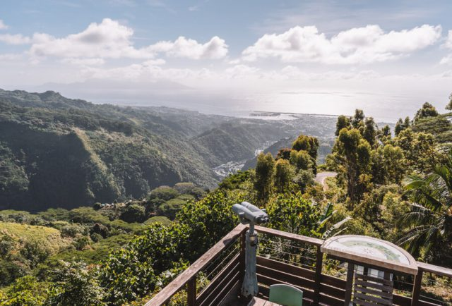 Tahiti Urlaub Aussicht O Belvedere-3